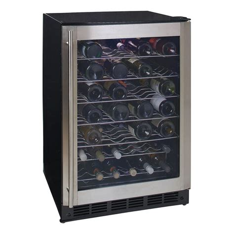 under cabinet wine chiller under cabinet wine cooler home depot roselawnlutheran
