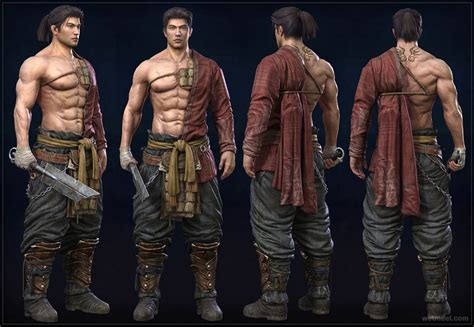 design by humans models fighter 3d zbrush model by kiyong sim 14