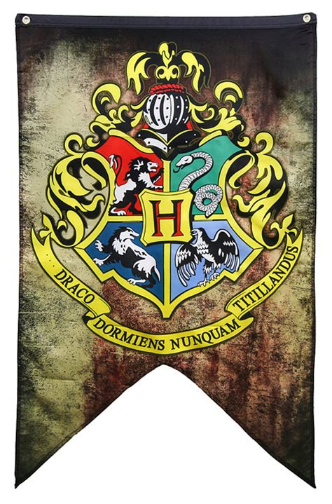 printable hogwarts house banners harry potter houses of hogwarts banners