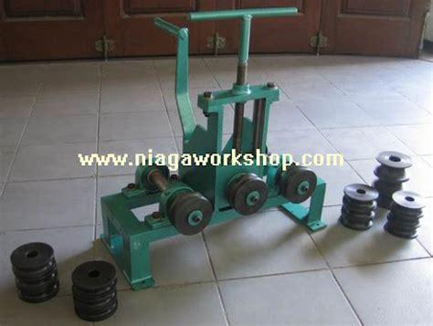 Mesin Roll Pipa Otomatis mesin roll pipa bengkel mesin niaga