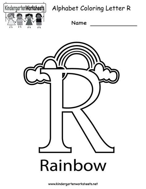 r coloring pages preschool kindergarten letter r coloring worksheet printable great