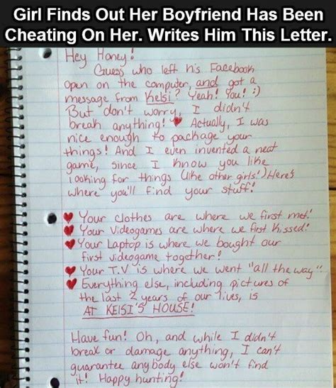 breakup letter to him the funniest breakup letter