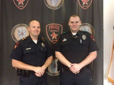 Lewisville Arrest Records Lewisville Officers Selected As New Ftos News Starlocalmedia
