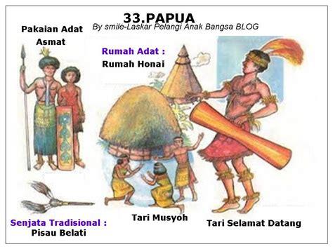 Baju Adat Rumah Adat Tarian Adat indonesia 33 provinsi pakaian tarian rumah adat senjata tradisional suku dan data