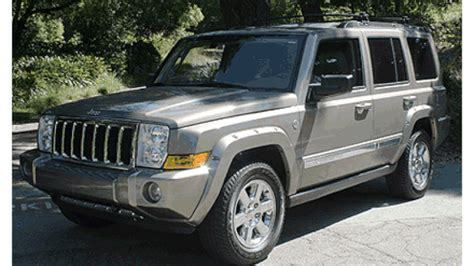 jeep limited 2006 2006 jeep commander limited review 2006 jeep commander