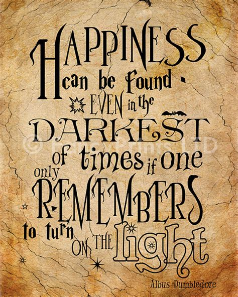 printable dumbledore quotes harry potter quotes albus dumbledore quotes happiness can