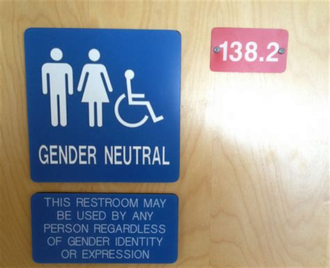 california assembly passes gender neutral restrooms bill