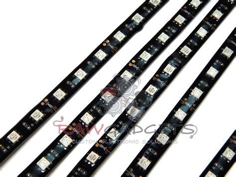 Pre Cut Led Strips Rawledlights Comrawledlights Com Cutting Led Light Strips