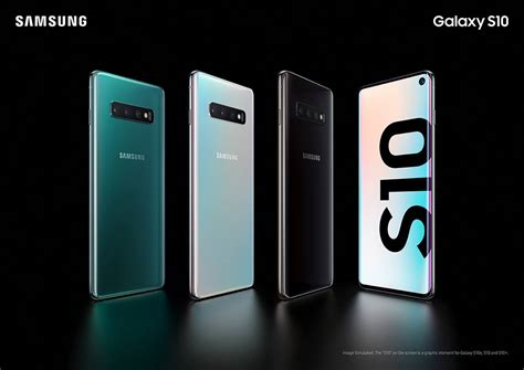 Samsung Galaxy S10 Battery Size by Samsung Galaxy S10 Screen Specifications Sizescreens
