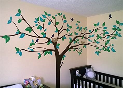 nursery decals tree thenurseries