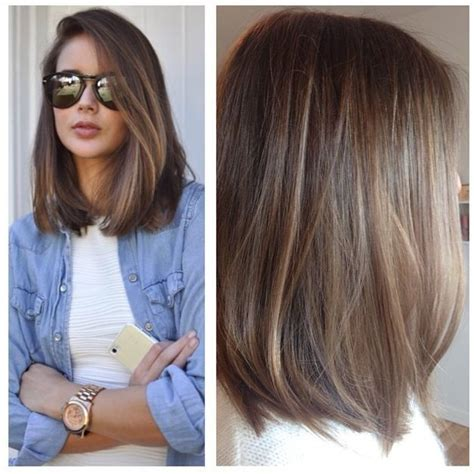 the 25 best ideas about lob hairstyles on pinterest lob 25 best ideas about balayage brunette on pinterest