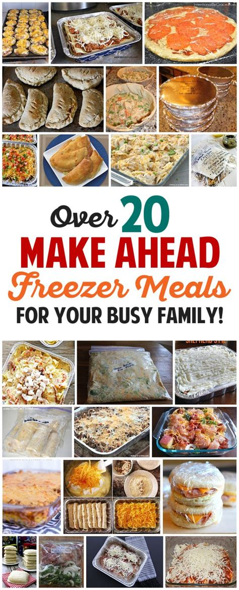 not your s make ahead and freeze cookbook revised and expanded edition books make ahead freezer meals recipes for your busy family