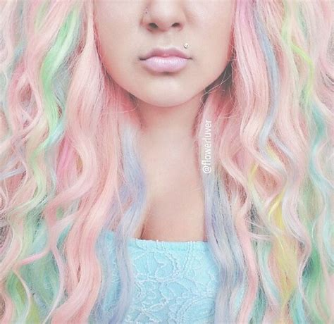 pastel hair colors for women in their 30s best 25 pastel rainbow hair ideas on pinterest crazy