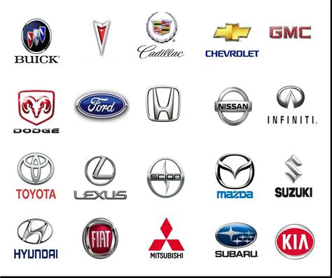 american car logos and names list car brands logos names game pinterest car brands logos