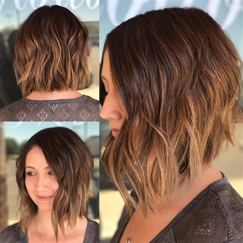 haircuts of bobs 40 most flattering bob hairstyles for round faces 2018