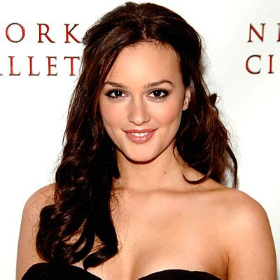 Leighton Meester Hairstyles by Leighton Meester Hairstyles From A To L Instyle