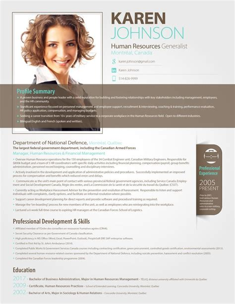Photo Resume by 1000 Images About Visual Resumes On Popular