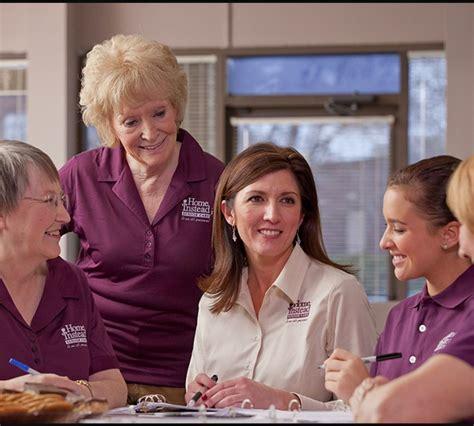 home instead senior care employment reviews