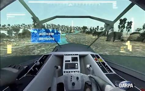 interno di un carro armato all interno carro armato semiautomatico darpa