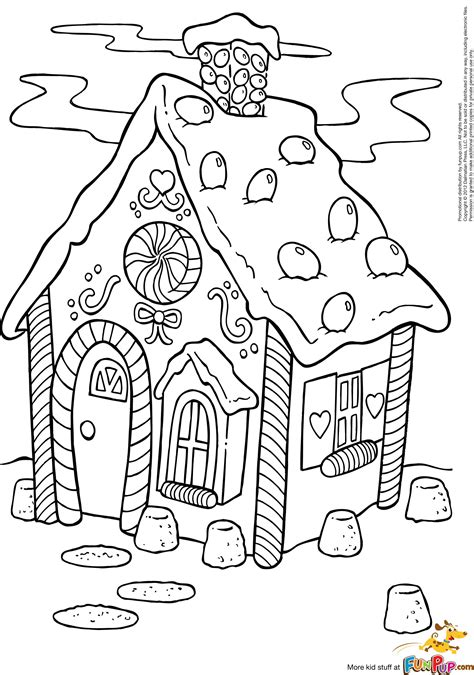 coloring pages of christmas houses christmas gingerbread house coloring pages az coloring pages