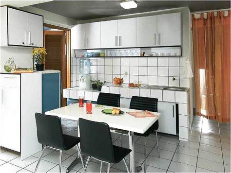desain dapur gabung dengan ruang keluarga 46 desain ruang makan dan dapur minimalis sederhana jadi