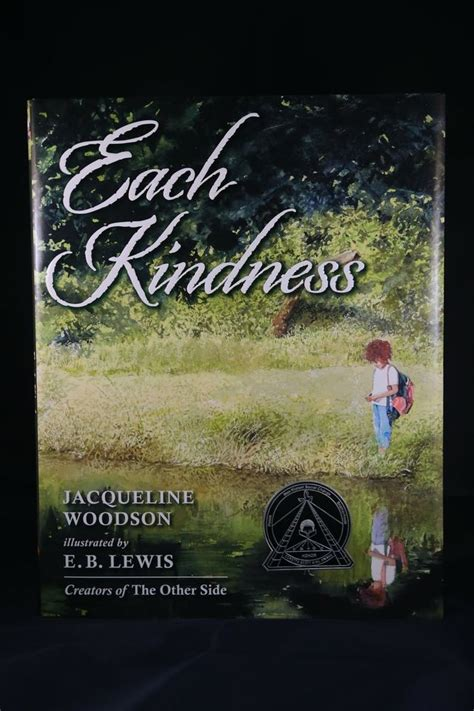 libro each kindness jane addams 38 best images about award winning books on