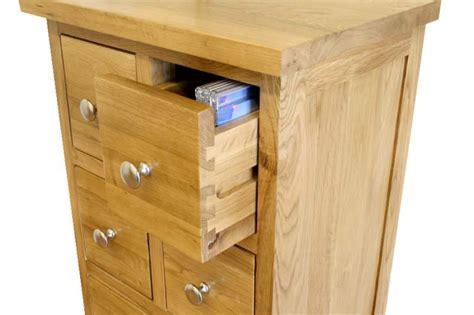 50 oak dvd cd storage cabinet glenmore solid oak