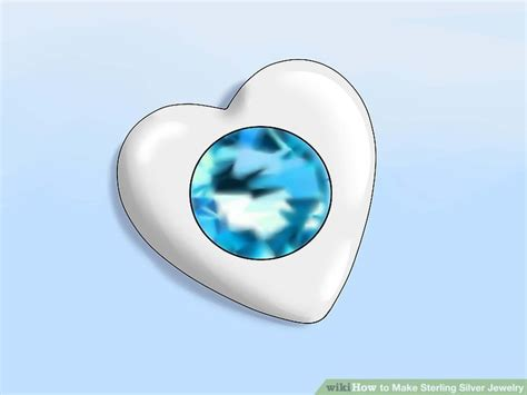 make sterling silver jewelry 4 easy ways to make sterling silver jewelry with pictures
