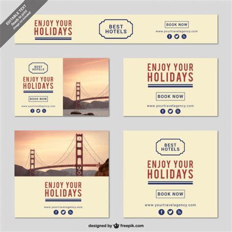 minimalist design banner minimalist holidays banner templates vector free download