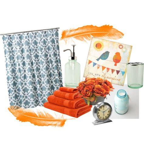 blue and orange bathroom 25 best ideas about orange bathrooms on pinterest