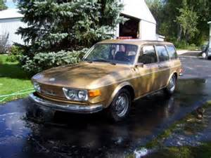 412 For Sale Usa Purchase Used 1973 Vw 412 Squareback Station Wagon In