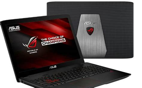 Laptop Asus Rog Gl552jx Dm174h asus launches rog gl552jx gaming laptop at rs 80 990