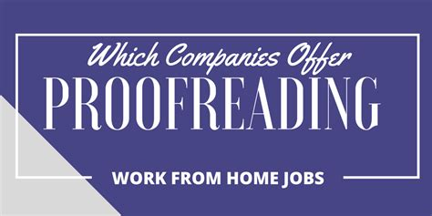 Online Editing Jobs Work From Home - beginner guide which companies offer proofreading and editing jobs