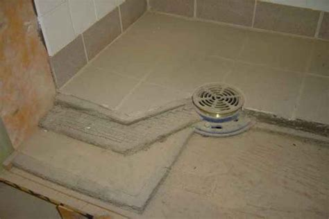 Bathroom Shower Pan Bathroom Shower Base Installation How To Build A Shower Pan Shower Base Shower Bases Or