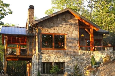 asheville luxury cabin and cabin on