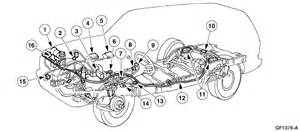 Ford Excursion Brake System Diagram Ford Taurus Brake Line Diagram Images