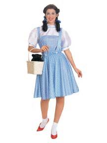 Dorothy Costume Wizard Of Oz Dorothy Costume 15473 Fancy Dress Ball