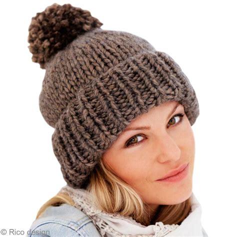 bonnets de tricot bonnet simple et facile en c 244 tes et jersey id 233 es et conseils crochet et tricot
