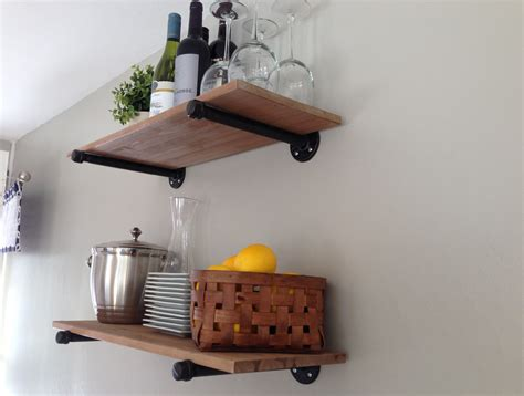 rustic open kitchen shelving open kitchen shelving and