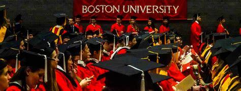 Boston Univsity 2018 Mba by Gms Commencement 2017 Graduate Sciences