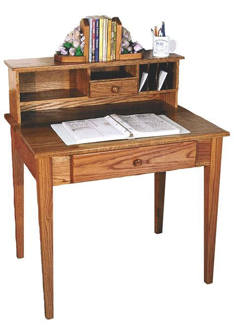 Shaker Writing Desk From Dutchcrafters Amish Furniture Shaker Desk