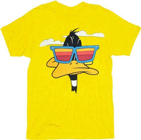Duck Tees daffy duck t shirt yellow buttercups more daffy duck ideas