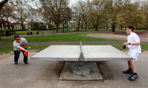 table tennis coming to a park near you soon and