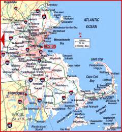 map of the cape cod cap cod map