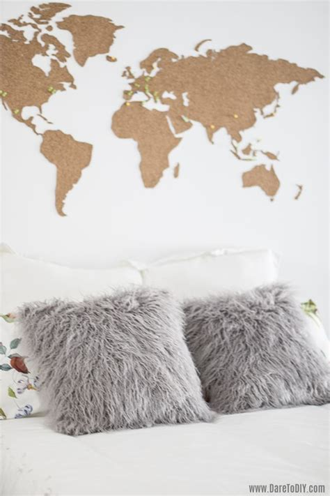 Map Of The World Wall Sticker best 10 cork map ideas on pinterest maps embroidery