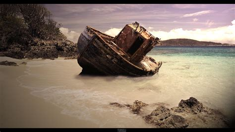 shipwreck wallpapers wallpaper cave