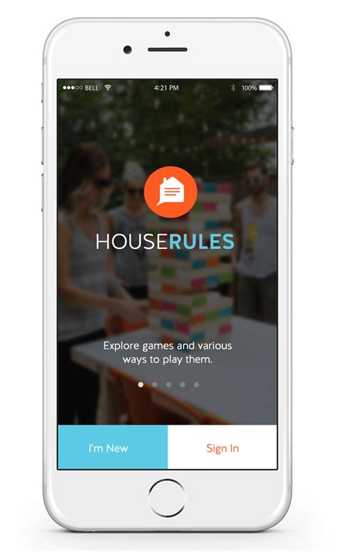 House Rules Design App Mobile App Design Idfive Kelly Driver Integrated