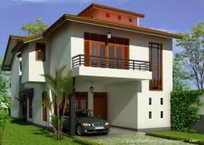 Modern Home Design Sri Lanka Modern House Plan For Sri Lanka Ahomeplan Com