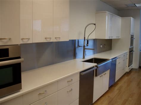 backsplash panels kitchen stainless steel backsplash sheets simple stainless steel