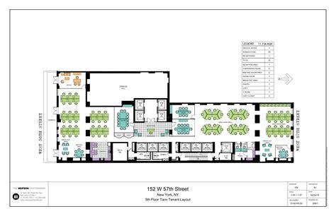 carnegie hall floor plan carnegie hall tower 152 west 57th street 5th floor vts